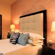 Warm Neutral Headboards Bedrooms Bedroom