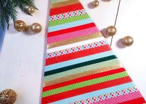 Washi Tape Christmas Decorating Ideas Your Home