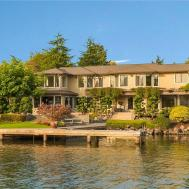 Washington Waterfront Property Seattle Bellevue Lake
