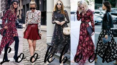Wear Fall Florals 2017 Winter 2018 Fashion