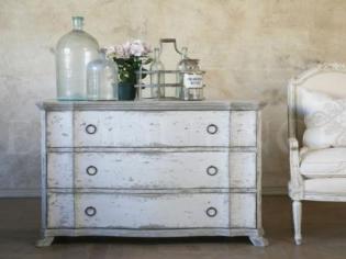 White Furniture Decor Whitewashed Oak Bedroom