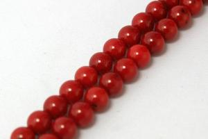 Wholesale 6mm Coral Beads Natural Dyed