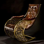 Winfield Rocking Chair Walpole Antiques