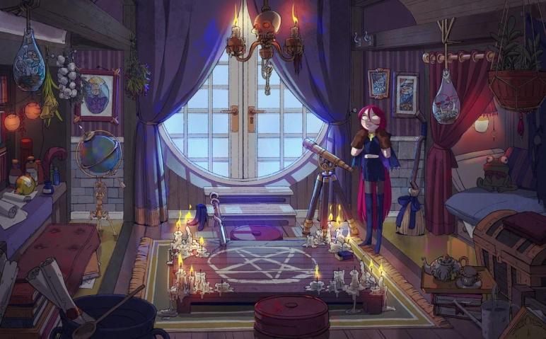 Witch Room Freiheit Deviantart