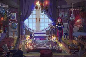 Witch Room Freiheit Deviantart