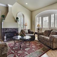 Wohnzimmergestaltung Renovierung Ausbau