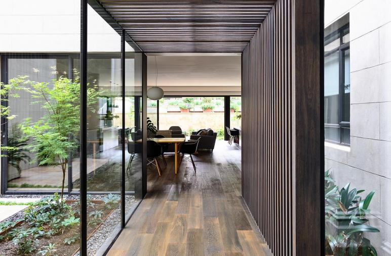 Wolveridge Architects East Melbourne Heritage Victorian
