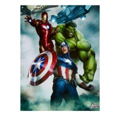 X16 Led Captain America Marvel Avengers Wall Decor