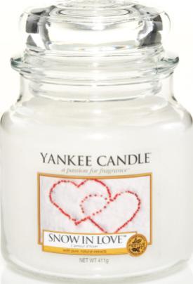 Yankee Candle Medium Housewarmer Jar Collection