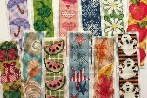 Year Bookmarks Cross Stitch Patterns Stitchnotions
