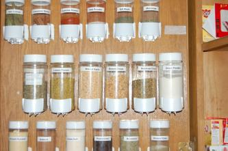 Year Living Food Storage Storing Spices