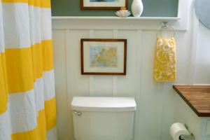 Yellow Bathroom Decor Ideas Tips