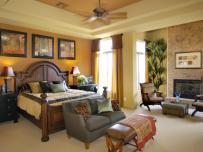 Yellow Bedroom Photos