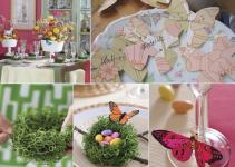 Yours Moment Easter Tabletop Decorations Series