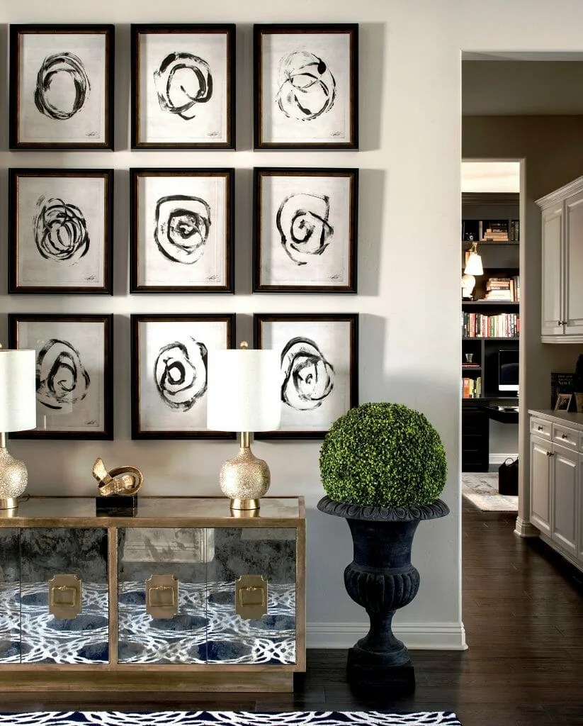 How To Create The Perfect Gallery Wall Layout Decorilla Online