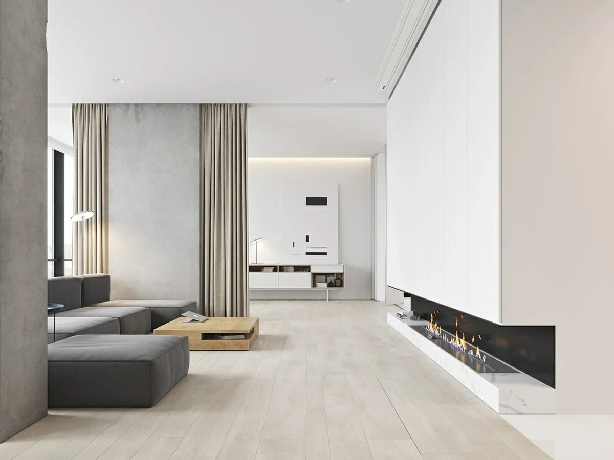 Minimalist Interior Design: 7 Best Tips for Creating a ... on Minimalist Room Design  id=33020