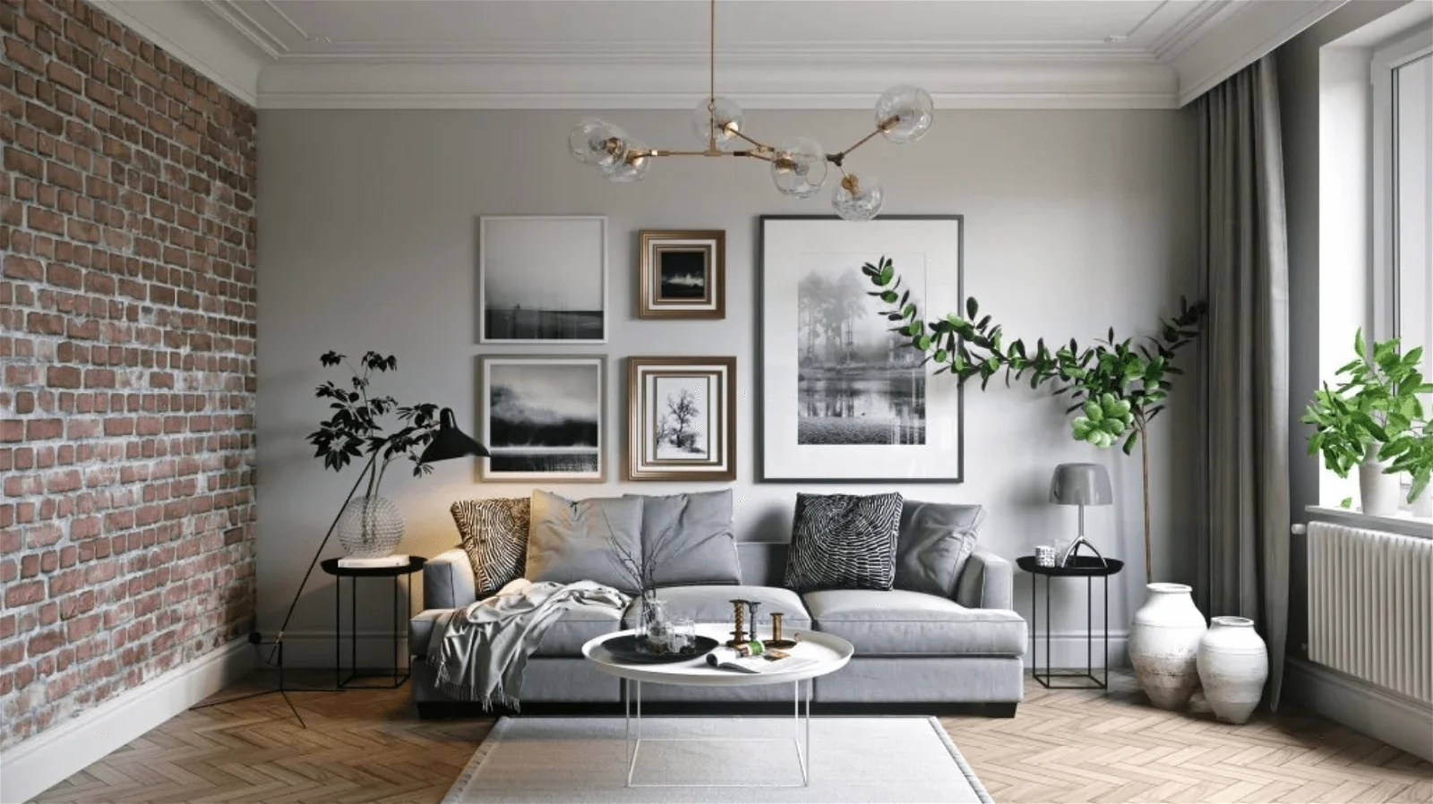 Modern Interior Design: 10 Best Tips for Creating ... on Best Sconces For Living Rooms Near Me id=34135