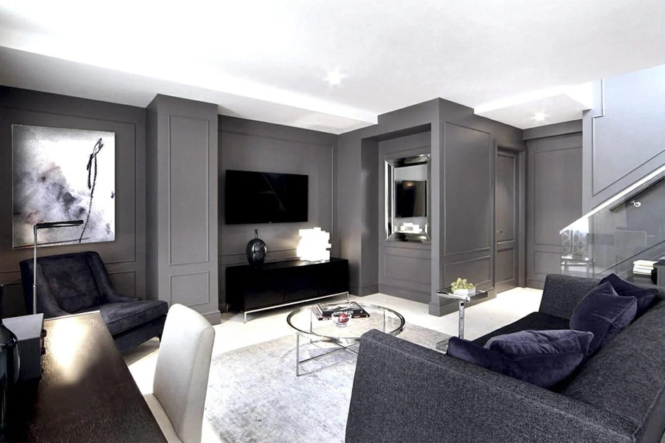 Modern Interior Design: 10 Best Tips for Creating ... on Interior Modern House  id=84366