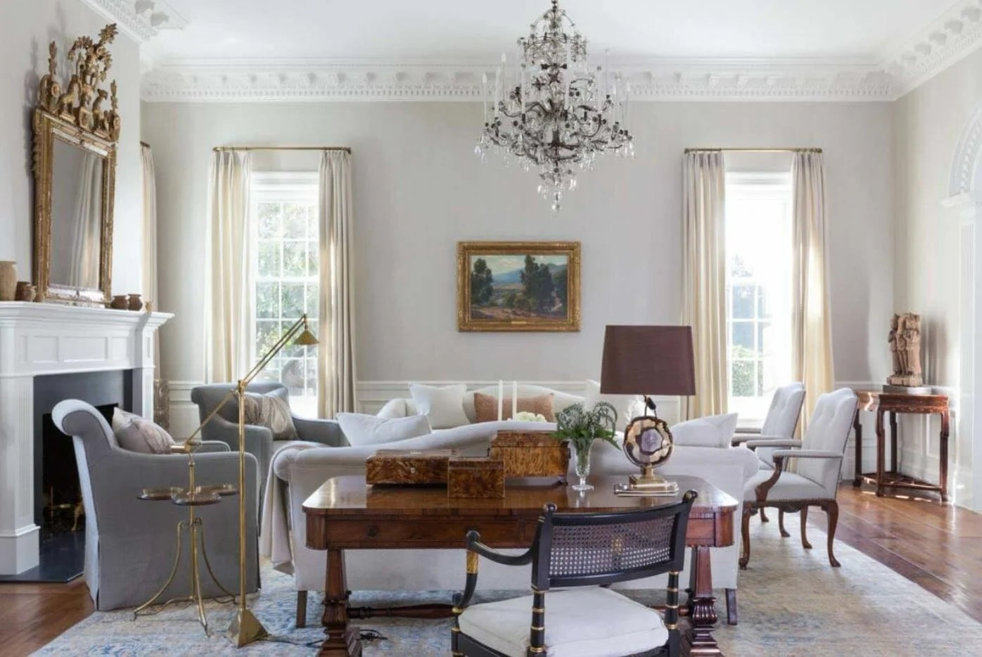 Traditional Interior Design: 7 Best Tips to Create a ... on Beautiful Room Decor  id=14922