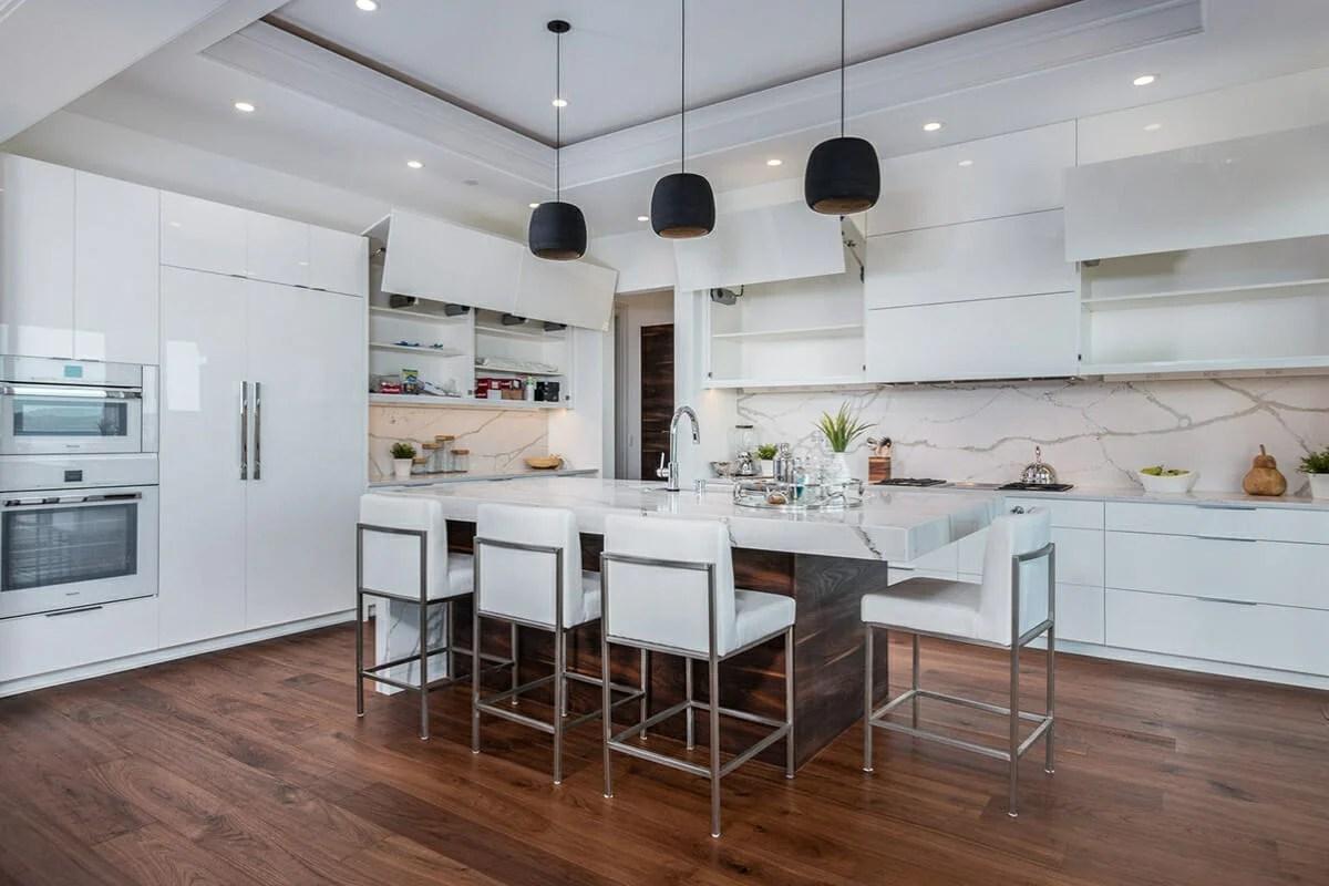 Kitchen Trends 2020: Top 7 Kitchen Interior Design Ideas ... on Kitchen Modern Design 2020  id=30614