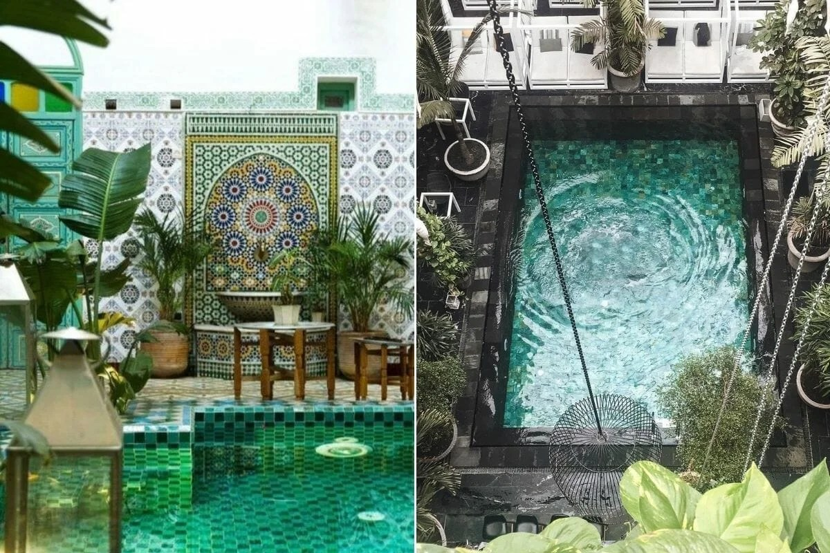 top 18 poolside decorating ideas for a