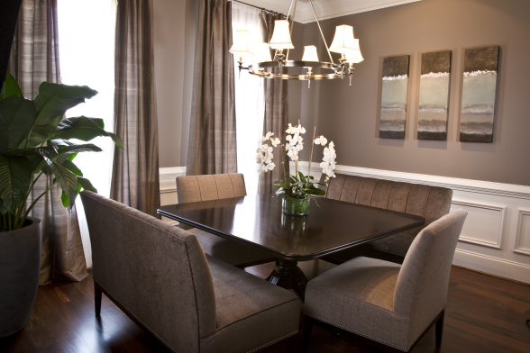 taupe paint contemporary dining room sherwin on sherwin williams dining room colors id=54887