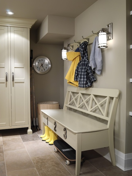 mud room design cottage laundry room ici dulux toast on best laundry room paint color ideas with wood trim id=58652
