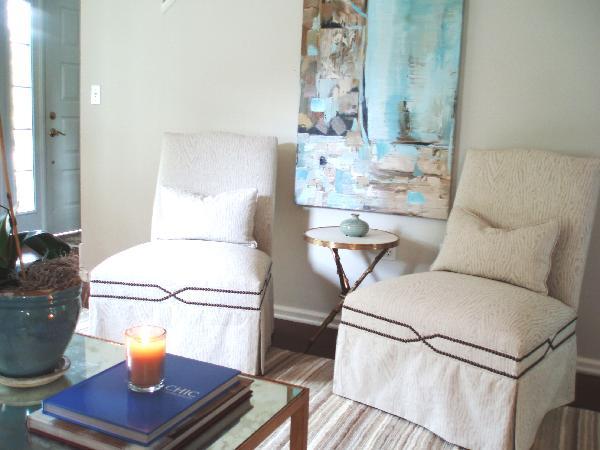 Living Room Benjamin Moore Pale Oak