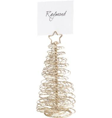 Crate And Barrel Tree Placecard Holder Ornament Shopping