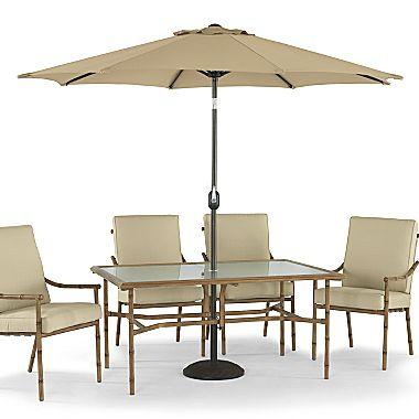 Jcpenney Bamboo Dining Group