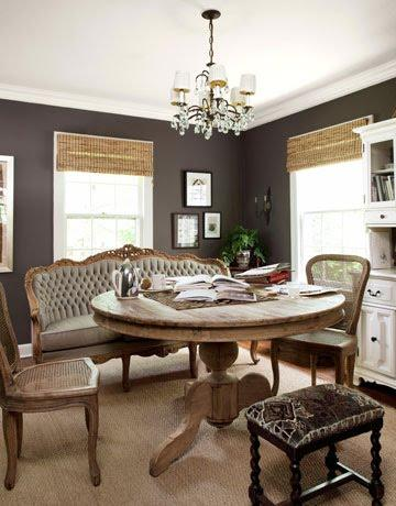 French Country Dining Room Cottage Dining Room Annie