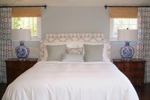 Light Blue Paint Colors Traditional Bedroom Farrow Amp Ball Skylight CK Nyman Interior