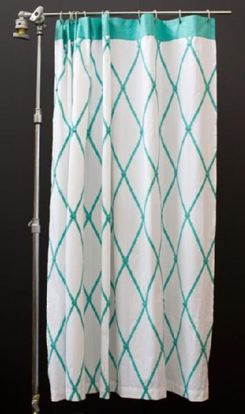 India Rose Shop Ginny Shower Curtain