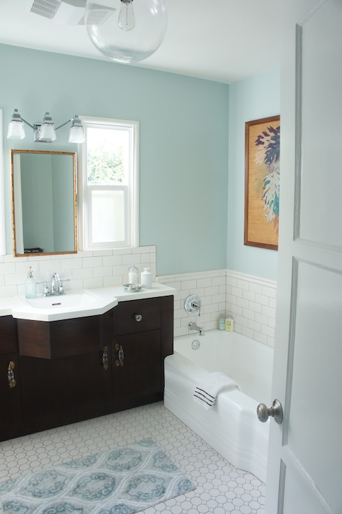 bathroom paint color