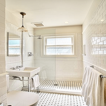White Subway Tile Bathroom Design Ideas on Bathroom Ideas Subway Tile  id=62283