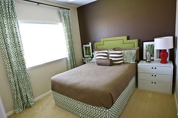 Bedroom Light Brown Wall Paint Novocom Top