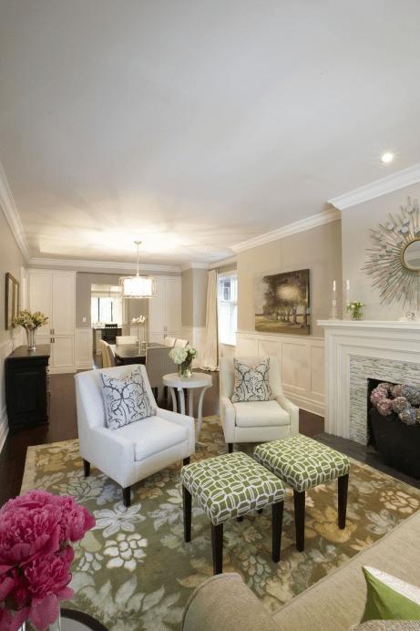 Open Plan Living Room Design Ideas