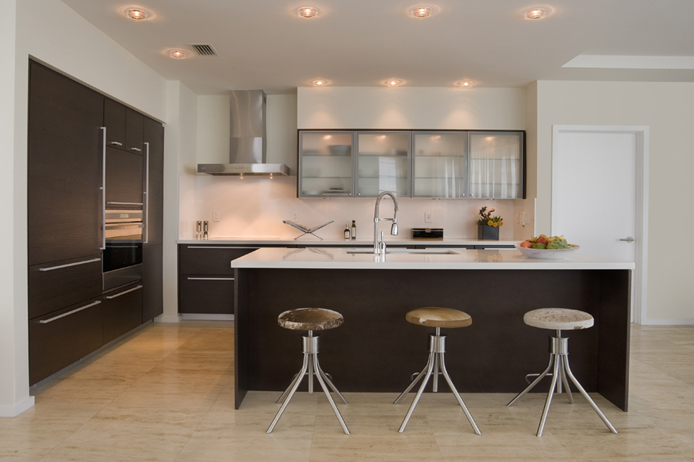 Modern Counter Stools Design Ideas on Modern Kitchen Counter Decor  id=66330