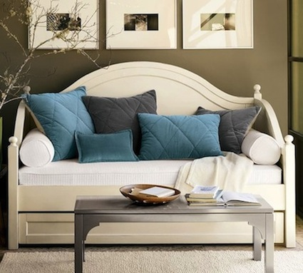 Pottery Barn Charlotte Daybed With Trundle Look 4 Less