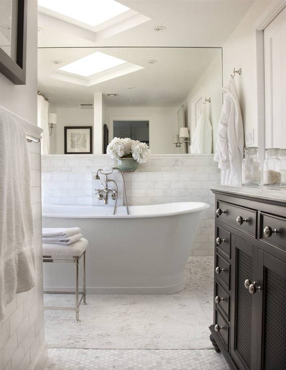 restoration hardware bathroom vanity design ideas