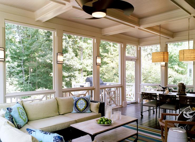 Glass Enclosed Patio Design Ideas on Enclosed Back Deck Ideas id=97435