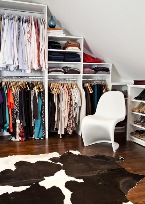 Attic Closet Contemporary Closet Palmerston Design