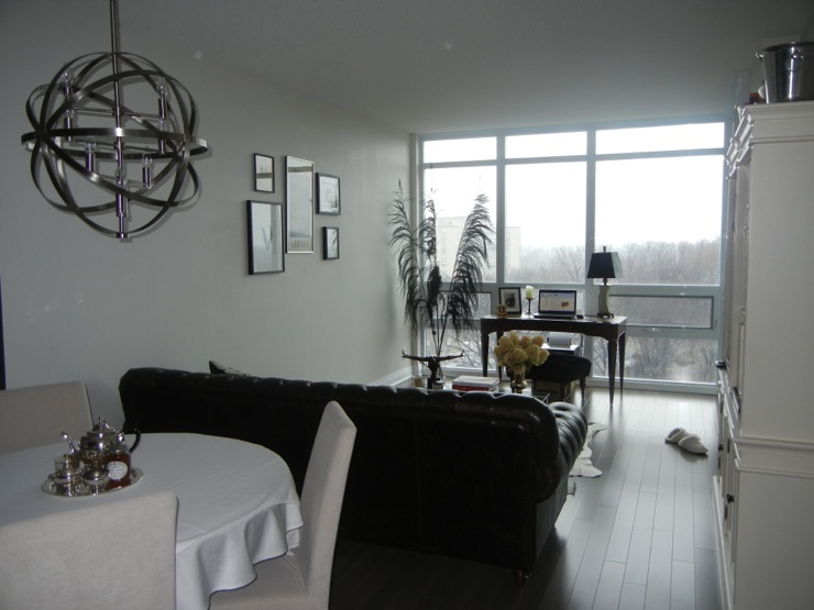 Living Room Sherwin Williams White Heron