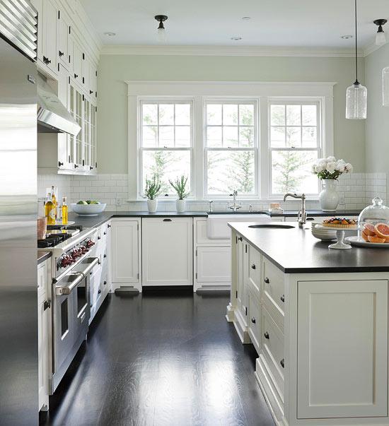white kitchen cabinet paint colors transitional on benjamin moore kitchen cabinet paint id=76843