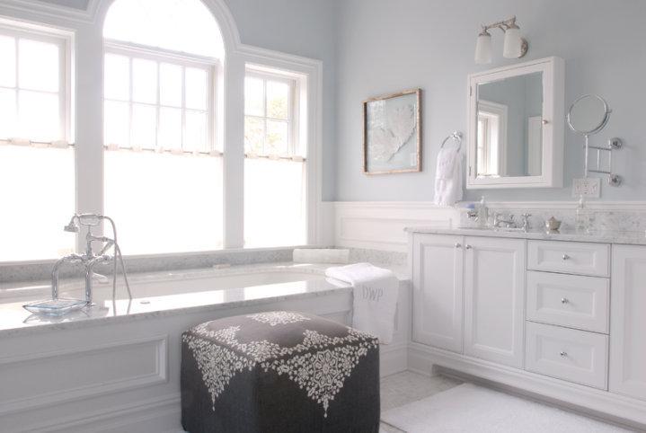 Drop In Tub Ideas Transitional Bathroom Mabley Handler