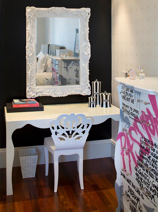 Baroque Mirror - Contemporary - bedroom - Artistic Designs ... on Mirrors For Teenage Bedroom  id=51720