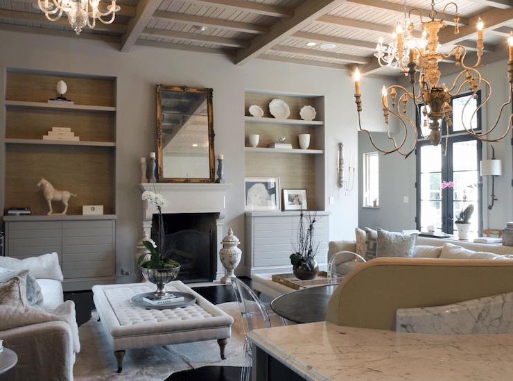 Modern French Living Room