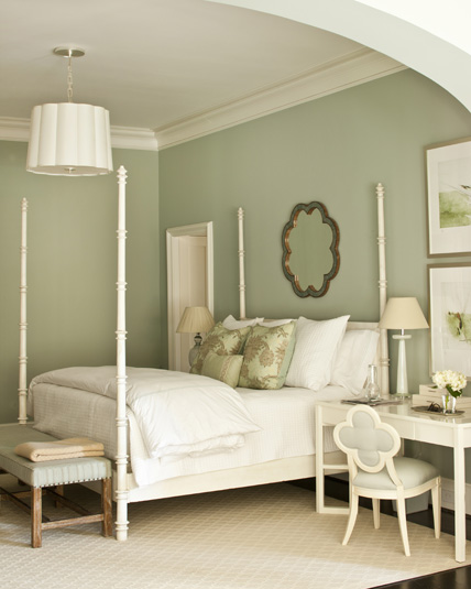 White Paint For Bedroom Walls: Phoebe Howard Bedroom Paint Colors