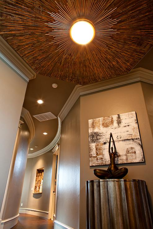 Entrance Foyer Sherwin Williams Tavern Taupe