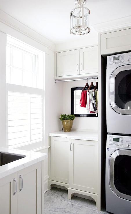 Laundry Room Cabinet Ideas - Contemporary - laundry room ... on Laundry Room Cabinet Ideas  id=89780